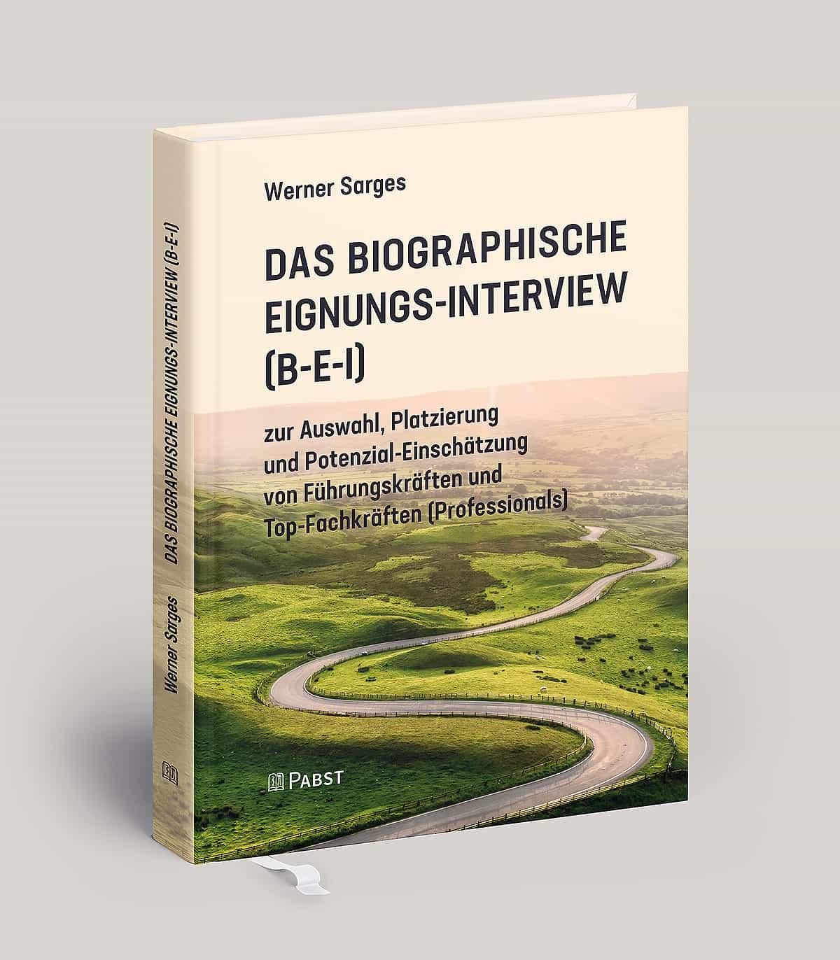 Biographisches Interview B-E-I Buch-Mockup