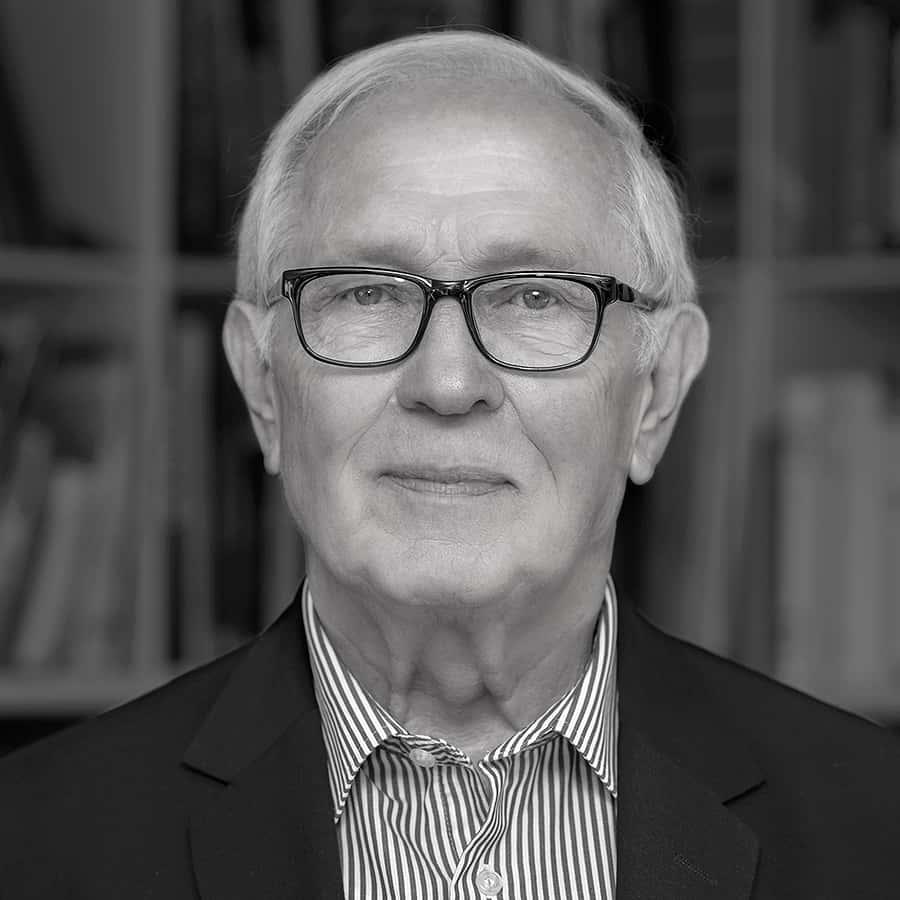 Autorenportrait Werner Sarges